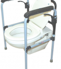 Comfort – Toilet Safety Rail
