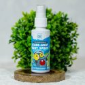 MOSKITO SAFE ALCOHOL FREE NATURAL MOSQUITO REPELLENT SPRAY 100 ML